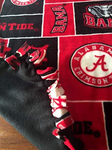 (University of Alabama Lap Throw Blanket/Christmas Gifts)