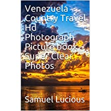 Venezuela Country Travel Hd Photograph Picture book Super Clear Photos
