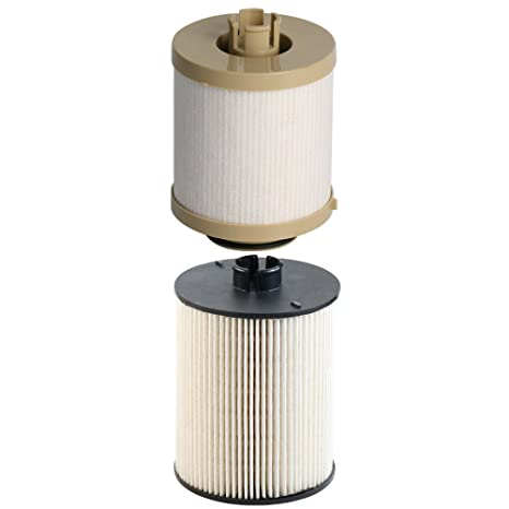 Amazon.com: BUSIDN FD-4617 Diesel Fuel Filter 6.4L Power Stroke Turbo with O-Rings Replaces 8C3Z-9N184-C Fits Ford F250 F350 F450: Automotive