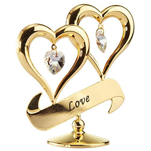 24K Gold Dipped Love