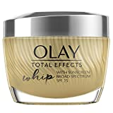 #9: Olay Total Effects Whip Face Moisturizer SPF 25, 1.7 oz