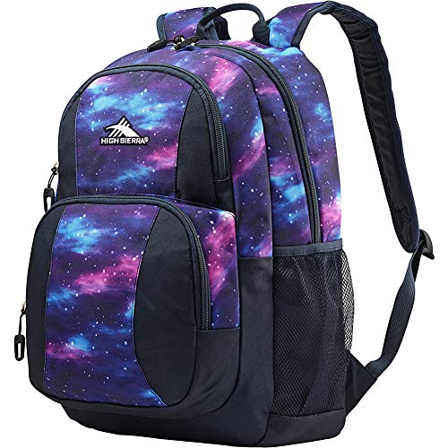 High Sierra Pinova Backpack (Cosmos/Midnight Blue)