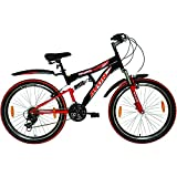 Avon TRAXX 21 Speed Cycle :26 Inch (black/red)