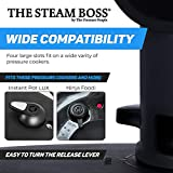 The Steam Boss - Steam Release Diverter | Kitchen
