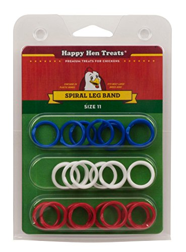 Happy Hen Treats Spiral Bands product image