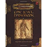 Epic Level Handbook (Dungeon & Dragons d20 3.0 Fantasy Roleplaying)