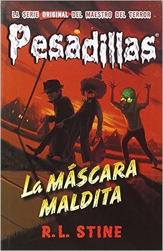 PESADILLAS 18 LA CASA DE LA MUERTE: STINE.R L: 9788416387427: Amazon.com: Books