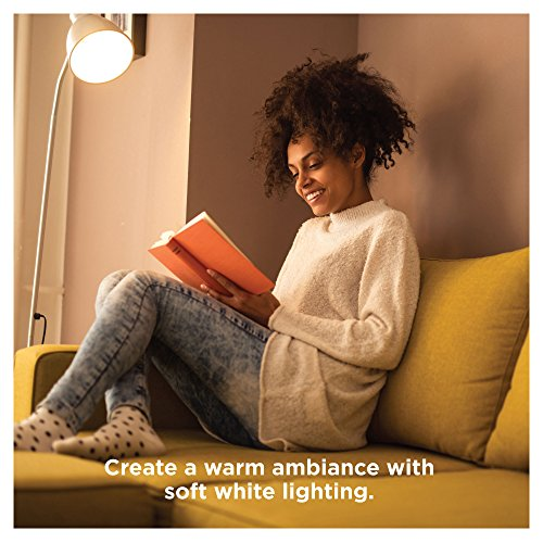 Element Classic by Sengled - Starter Kit (4 A19 bulbs + hub) - 60W Equivalent Soft White (2700K) Smart LED Bulbs, Zigbee, Compatible with Amazon Alexa, Google Assistant and SmartThings