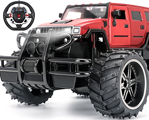 RC off-road vehicle super large remote control car can open the door charging dynamic drift children's racing model boy toy 1:14 - Car Big Control Adults For Remote