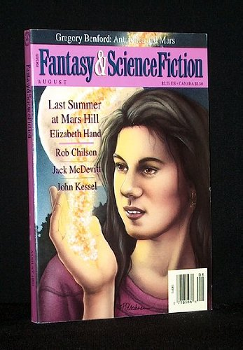 The Magazine Of Fantasy And Science Fiction Vol87 No2 519 Fsf