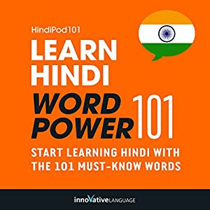 Learn Hindi - Word Power 101 Rede