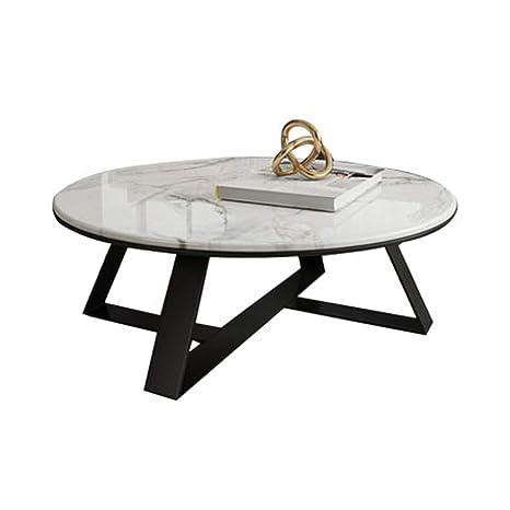Amazon Com Yike Coffee Table Simple Wrought Iron Coffee Table
