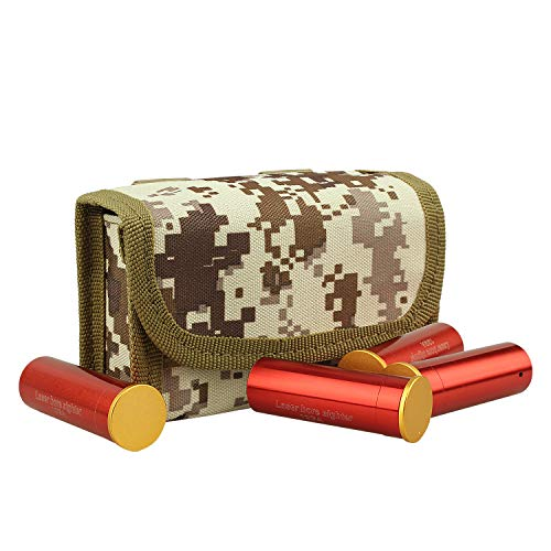 Pouch Desert Camo - Kosibate Tactical Molle Dual Double Pistol 15mm Mag Magazine Pouch Close Holster(Desert Camo)