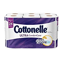 Cottonelle Ultra Comfort Care Toilet Paper, 12 Pack