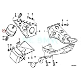BMW Genuine Rubber Mounting
