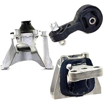 Ashimori Fit Honda CRV 2.4L Auto 2007-2011 Engine Motor Mount /& Transmission Mount Kit