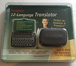 Franklin 12-Language Translator