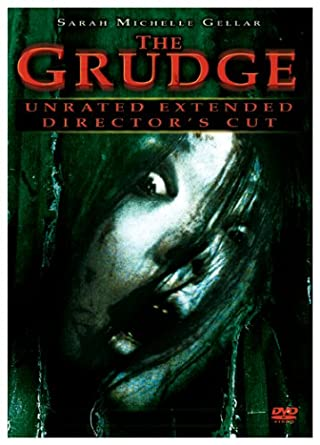 Amazon Com The Grudge Unrated Extended Director S Cut Sarah Gellar Jason Behr Kadee Strickland Clea Duvall Bill Pullman Takashi Shimizu Sam Raimi Rob Tapert Columbia Pictures Ghp 2 Grudge Llc Ghost House