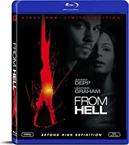 NEW From Hell - From Hell (Blu-ray)