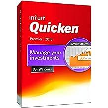 Quicken Premier Personal Finance & Budgeting Software 2015 [Old Version]