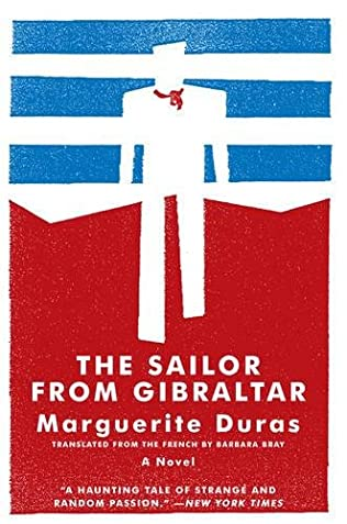 book cover of The Sailor from Gibraltar