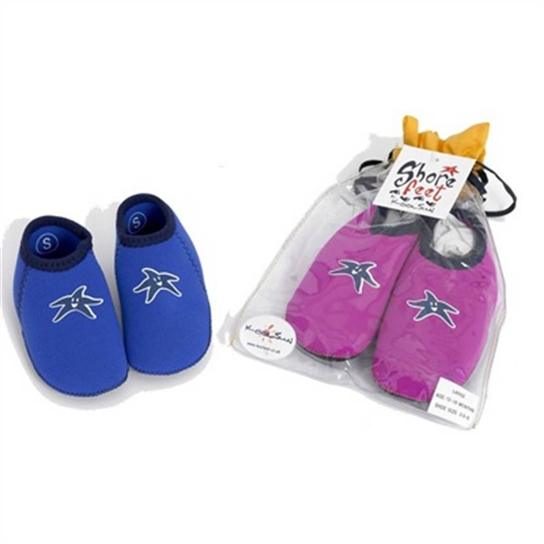 Baby Banz - Escapines para hombre, color azul, talla 18-24 Mo.
