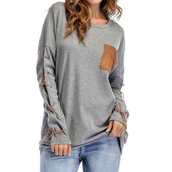 new concept 1f4cb 338e4 Sweatshirts Hoodies Damen Oberteil Hemd Pullover Locker T ...