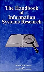 The Handbook of Information Systems Research