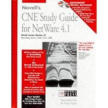 Novell's Cne Study Guide for Netware 4.1
