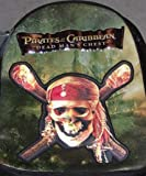 : Pirates of the Caribbean 3D Holographic Skull Backpack with BONUS Sword & Eyepatch