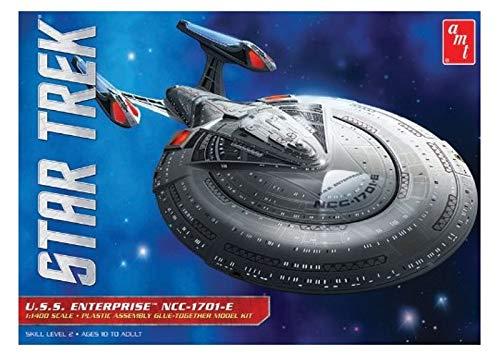 (AMT U.S.S. Enterprise 1701-E 1:1400 Scale Model Kit)