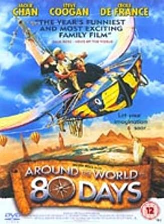 Around the World in 80 Days [DVD] [2004]
