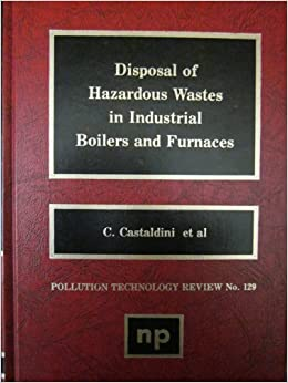 Disposal of Hazardous Wastes in Industrial Boilers and Furnaces ( quot:Pollution Technology Review quot:)