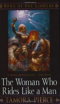 The Woman Who Rides Like a Man 067980112X Book Cover