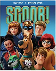 SCOOB! (Blu-ray + Digital Code)