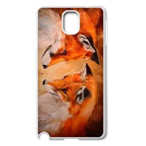 Clzpg High-quality Samsung Galaxy Note3 N9000 Case - Fox diy cover case