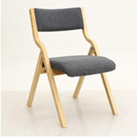 Peachy Amazon Com Sddsrty Folding Chair Dining Chairs Wooden Theyellowbook Wood Chair Design Ideas Theyellowbookinfo