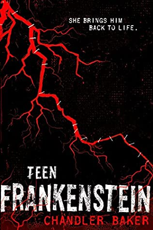book cover of Teen Frankenstein