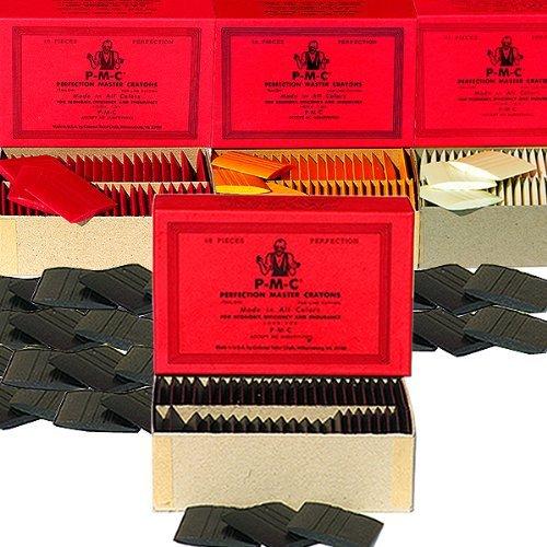 Tailors Chalk (Wax Tailors Chalk) ~ White ~ 48 Pieces/box P-M-C 3050