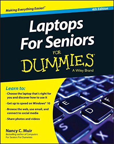 Price comparison product image Laptops For Seniors For Dummies