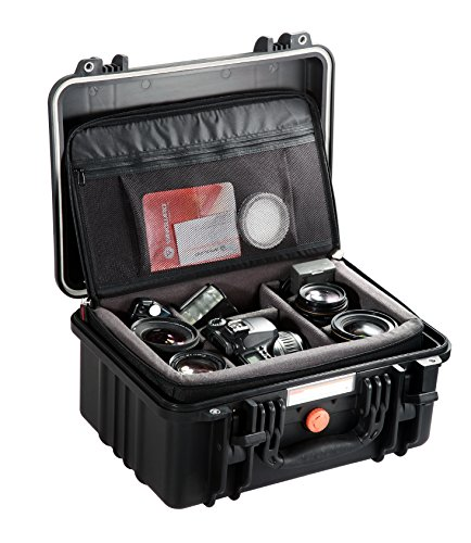 - Vanguard Supreme 37D Waterproof Camera Case with Removable Divider System