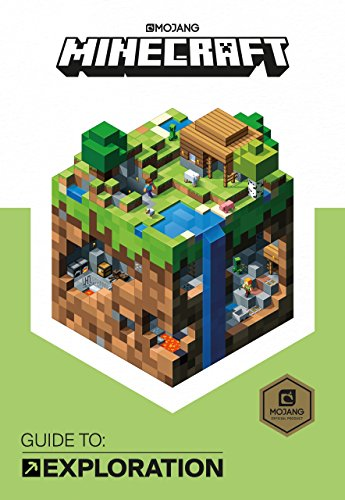 Price comparison product image Minecraft Guide to Exploration: An official Minecraft book from Mojang