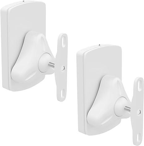 Deleycon 2x Universal Lautsprecher Wandhalterung Set Amazon De Elektronik