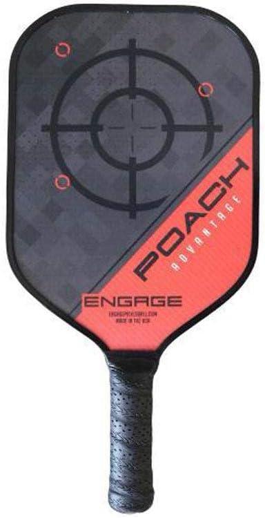 "ENGAGEPICKLEBALL Poach Advantage 16"" x 8"" Paddle"