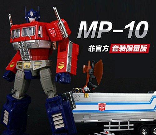 10 Transformer (Transformers Masterpiece MP-10 Optimus Prime KO Version)
