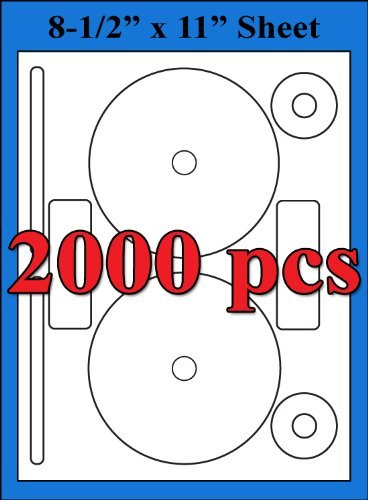 Neato Compatible CLP-192533 CLP-192534 CLP-192536 863517 192355 - 2000 (Neato Shipping Labels)