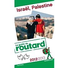 ISRAËL, PALESTINE 2012-2013