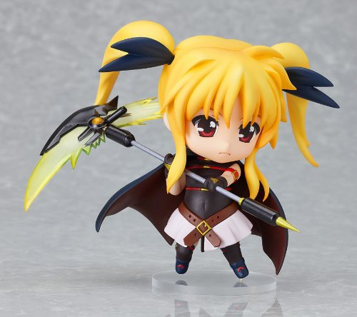 Fate Testarossa The MOVIE 1st Ver Nendoroid Action Figure Magical Girl Lyrical Nanoha