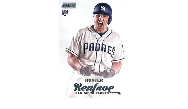 7ea885e7111 Amazon.com  2017 Topps Stadium Club  89 Hunter Renfroe San Diego Padres  Rookie Baseball Card  Collectibles   Fine Art