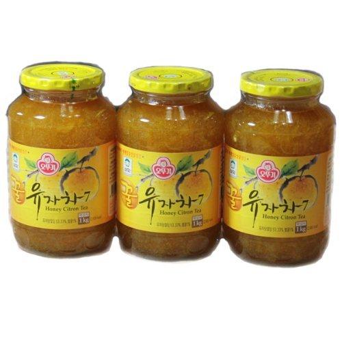 ottogi-sanwa-honey-citron-tea-1kg-3-pcs-set